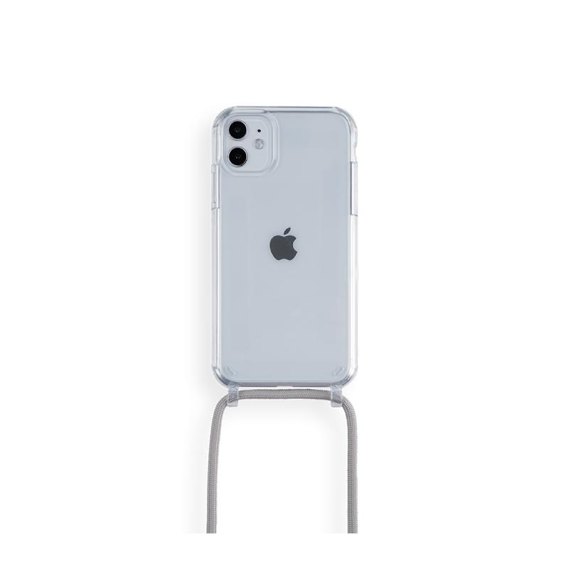 เคส Casetology Clear Case with Sling iPhone 11