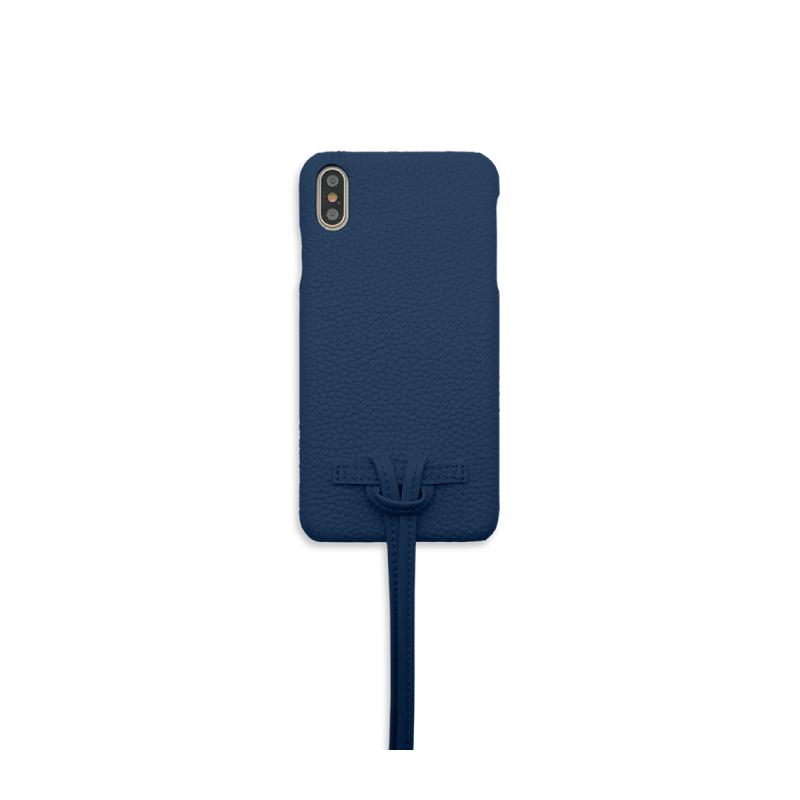 เคส Casetology Genuine Leather Case with Sling iPhone X / Xs