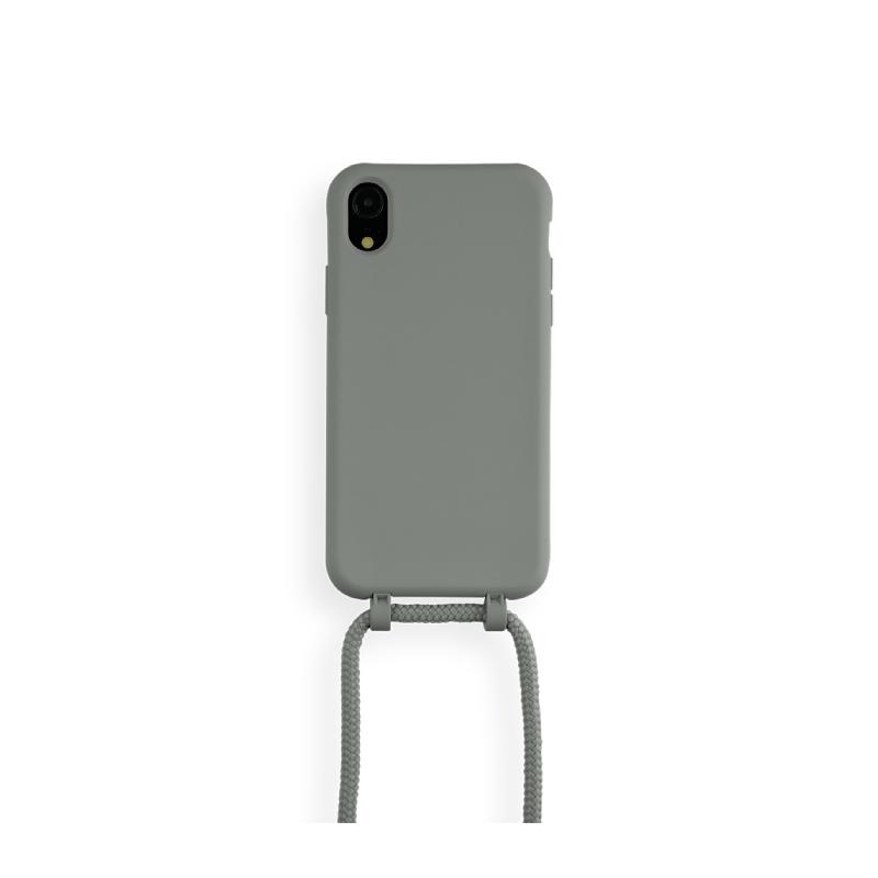 เคส Casetology TPU Case with Sling iPhone XR