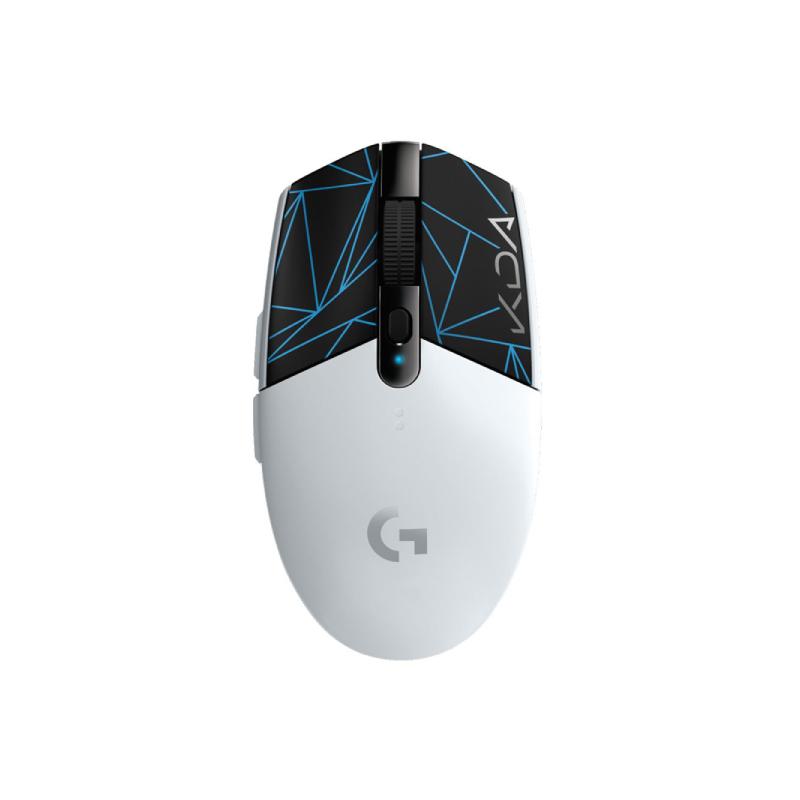 เมาส์ไร้สาย Logitech G304 Wireless Gaming Mouse