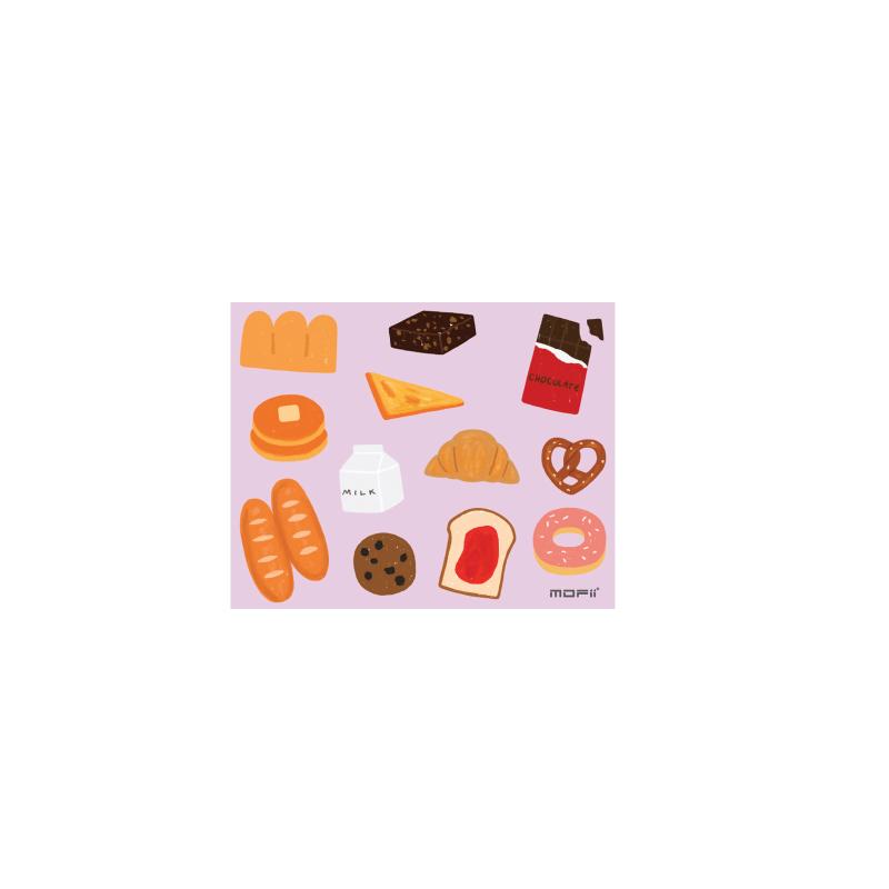 แผ่นรองเมาส์ MOFii Pancake Mousepad Small