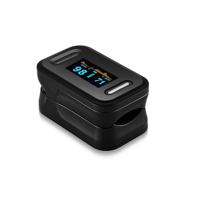 เครื่องวัดออกซิเจนปลายนิ้ว Pando Fingertip pulse oximeter