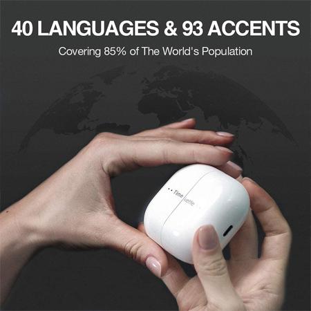 หูฟังแปลภาษา Timekettle M2 Translator Earbuds ซื้อ-ขาย
