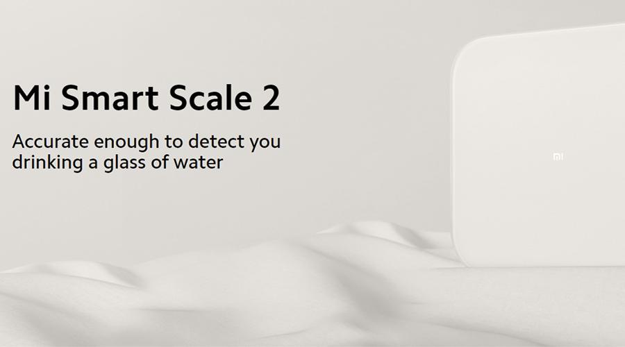 Xiaomi Mi Smart Scale 2 ซื้อ
