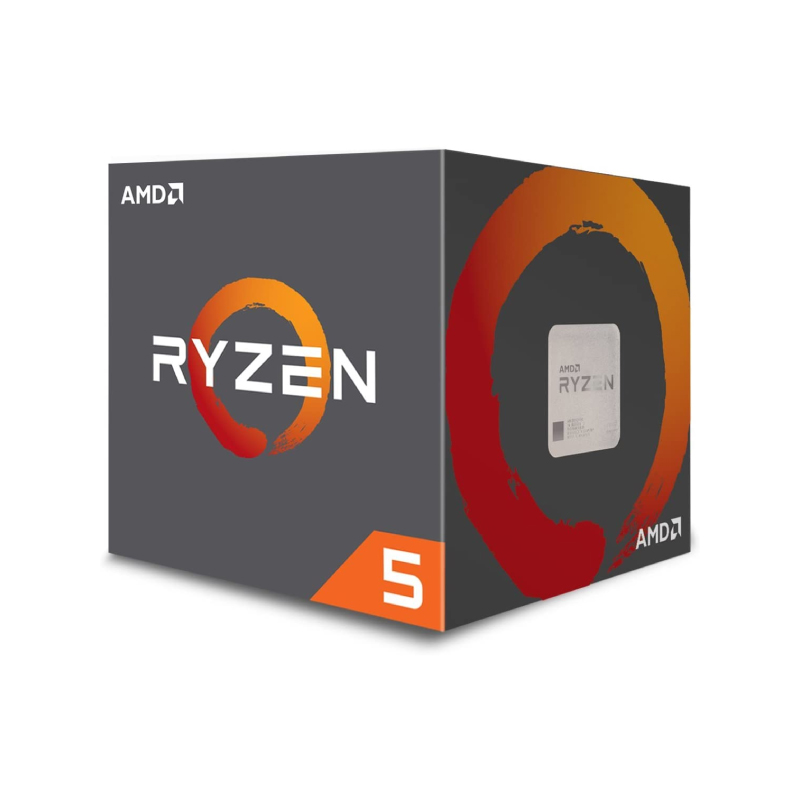 AMD Ryzen 5 2600 with Wraith Stealth Cooler CPU