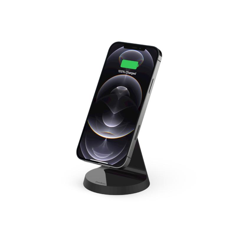 แท่นชาร์จไร้สาย Belkin BOOST CHARGE Magnetic Wireless Charging Stand 7.5W