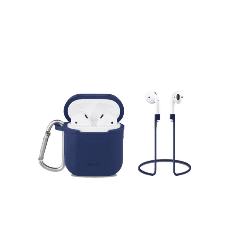 เคสพร้อมสาย Uniq Vencer AirPod Hang Case With Sports Ear Loop