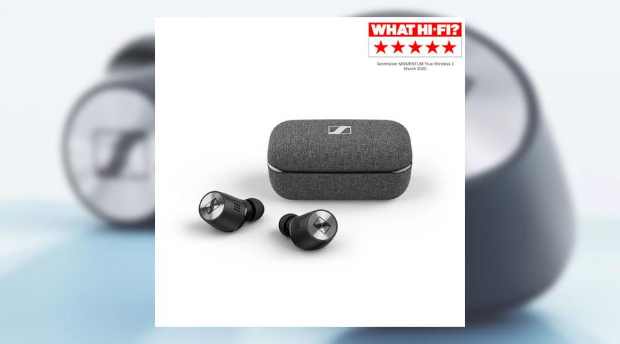 หูฟังไร้สาย Sennheiser Momentum True Wireless 2 ราคา
