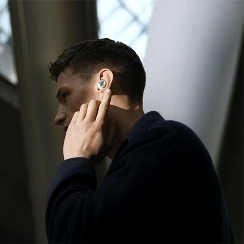 หูฟังไร้สาย Sennheiser Momentum True Wireless 2 กันน้ำกันเหงื่อ