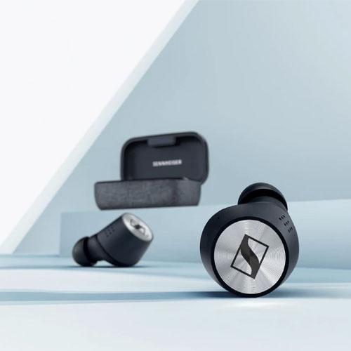 หูฟังไร้สาย Sennheiser Momentum True Wireless 2 ใส่สบายหู