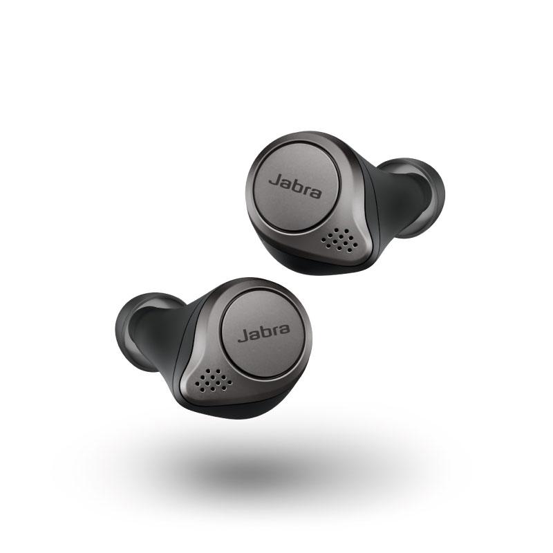 หูฟังไร้สาย Jabra Elite 75t True Wireless