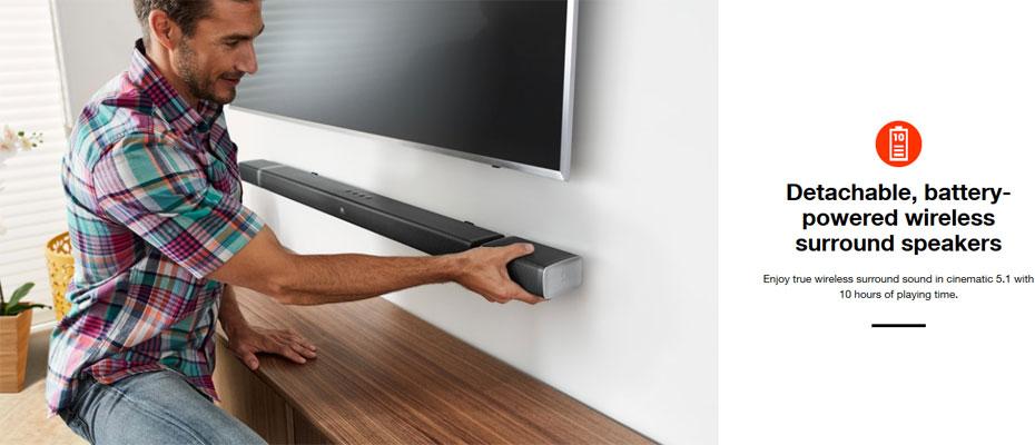 ลำโพง JBL Bar 5.1 Sound Bar Speaker ซื้อ