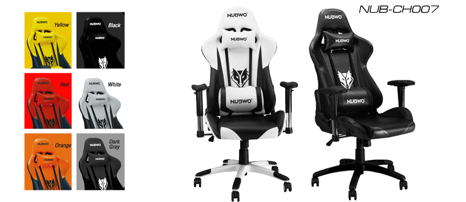 Gaming Chair Nubwo CH007 Preview