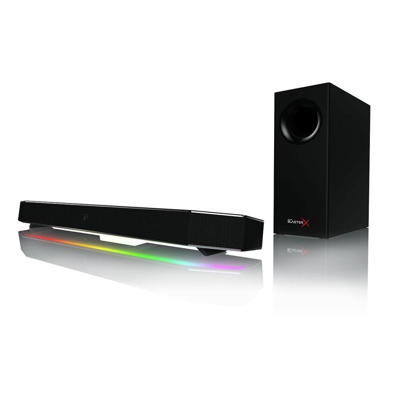 ลำโพง Creative Sound BlasterX Katana Speaker