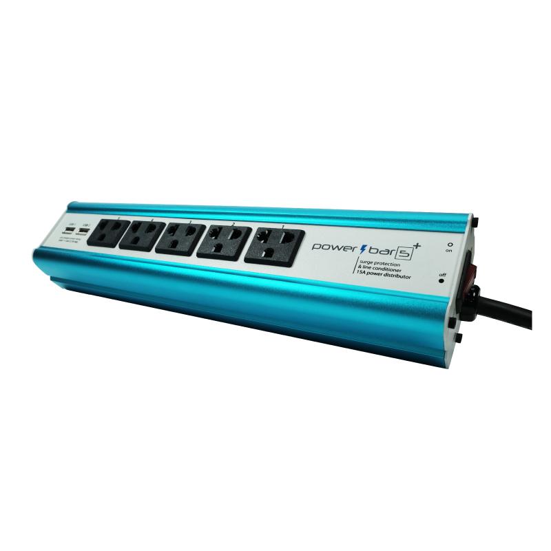 ปลั๊กไฟ Clef Audio PowerBar 5 ช่อง ยาว 3 เมตร