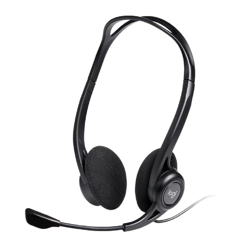 หูฟัง Logitech H370 Headphone