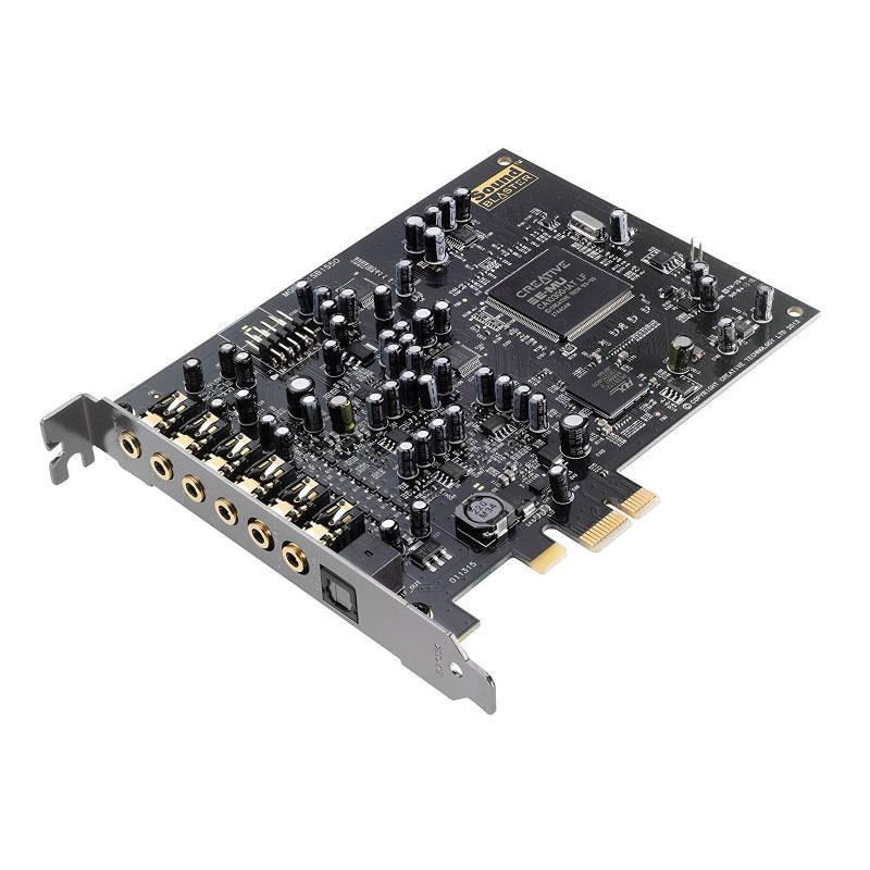 การ์ดเสียง Creative Sound Blaster Audigy RX 7.1 VX