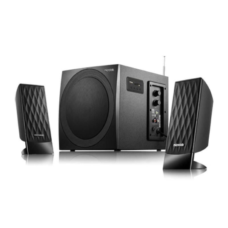 ลำโพง Microlab M300BT Bluetooth Speaker