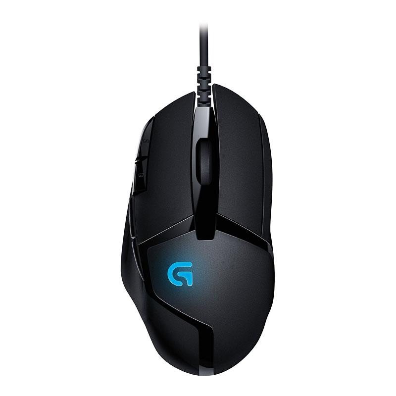 เมาส์ Logitech G402 Hyperion Fury FPS Gaming Mouse