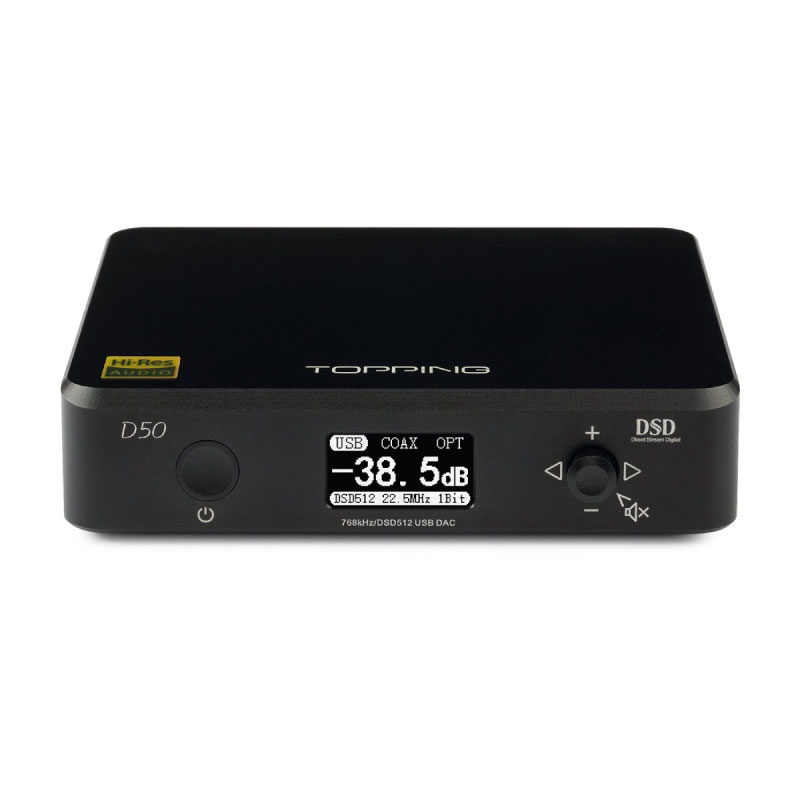 Topping D50 Dac-Amp