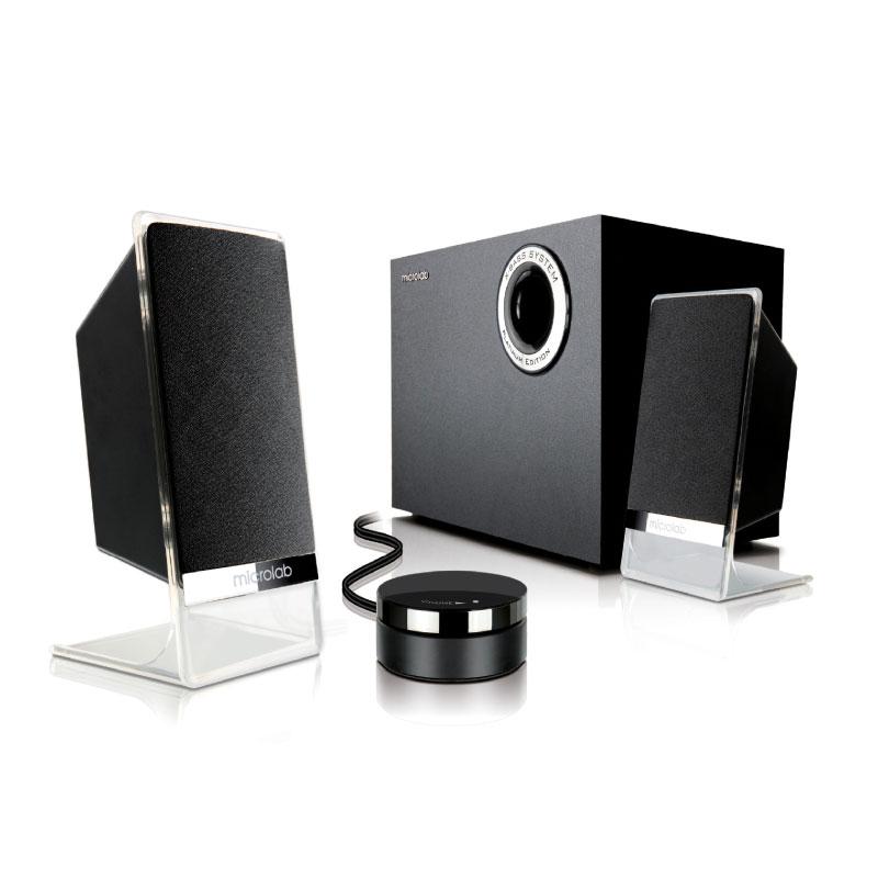 ลำโพง Microlab M200BT Platinum Bluetooth Speaker