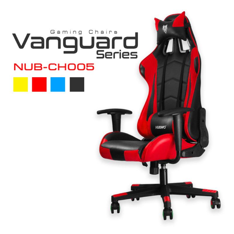 เก้าอี้เล่นเกม Nubwo Vanguard Series CH005