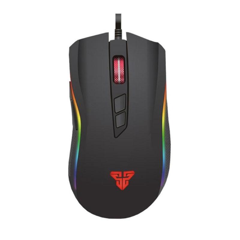 เมาส์ Fantech Macro X4s RGB Gaming Mouse