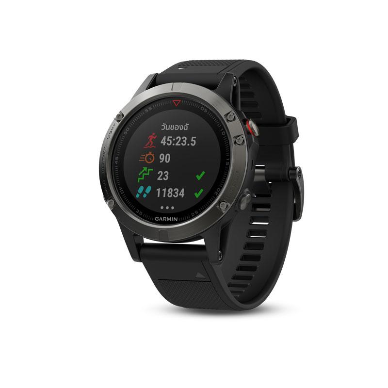 Garmin Fenix 5 Slate Gray Sport Watch
