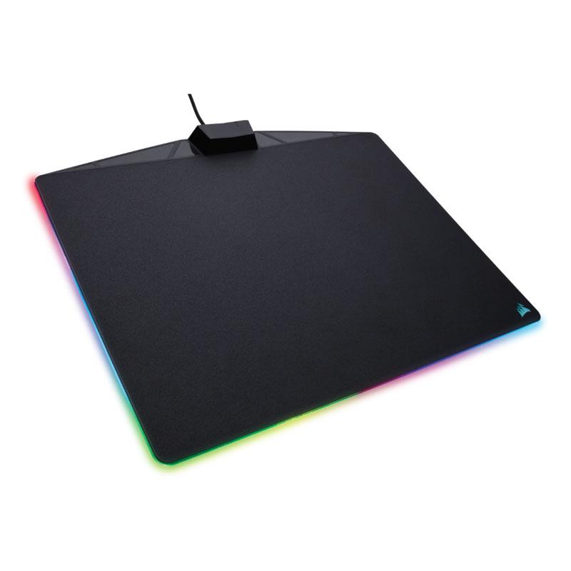 แผ่นรองเมาส์ Corsair MM800 RGB Polaris Mouse Mat