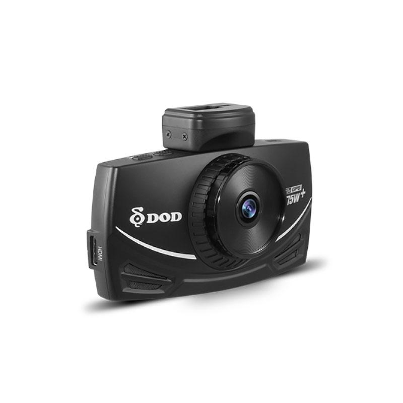 กล้องติดรถยนต์ DOD LS475W + 1080P GPS MICROSD 16GB