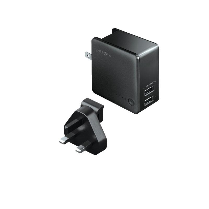 ตัวแปลงไฟ Energea Travelite Power Back 5000mAh With 2 USB (17W3.4A)