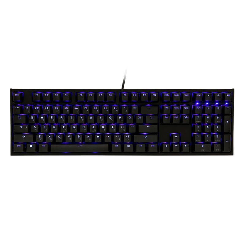 คีย์บอร์ด Ducky One 2 Backlit Blue LED Mechanical Keyboard (TH)
