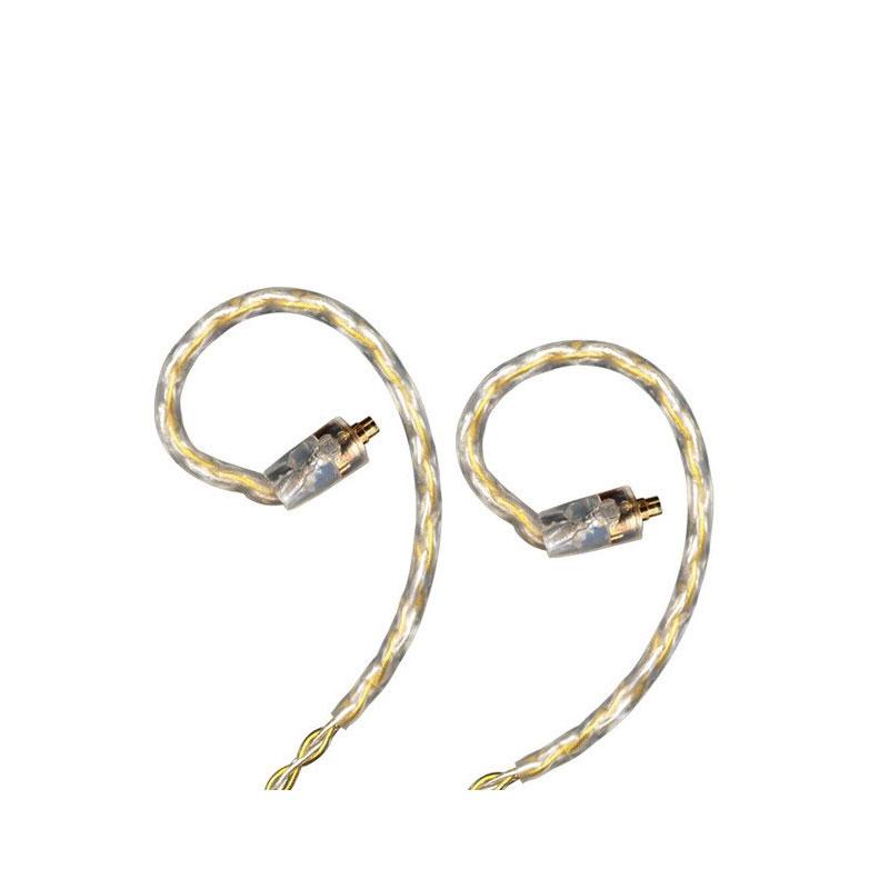 สายอัพเกรด KZ Goldsilver cable