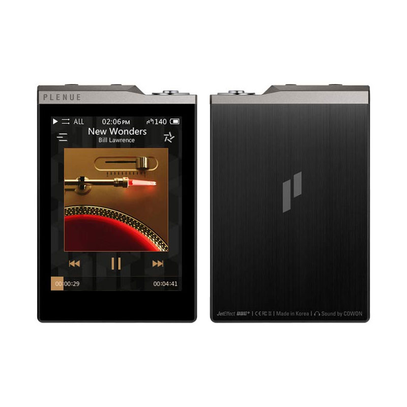 เครื่องเล่นเพลง Cowon Plenue D2 Music Player