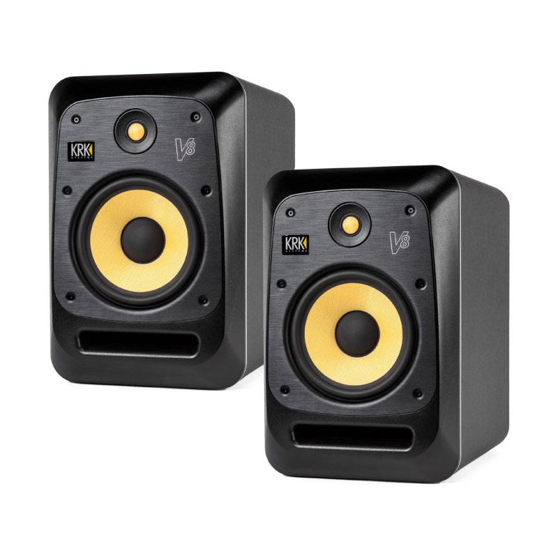 ลำโพง KRK Rokit V8S4 Monitor Speaker