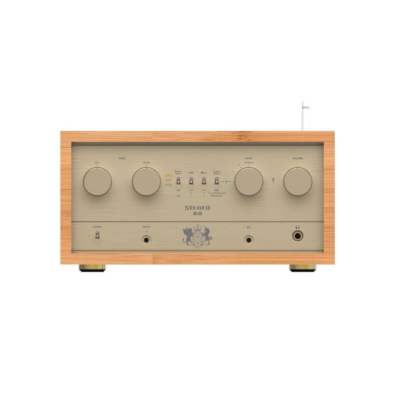 iFi Retro Stereo 50 Integrated Tube Amplifier