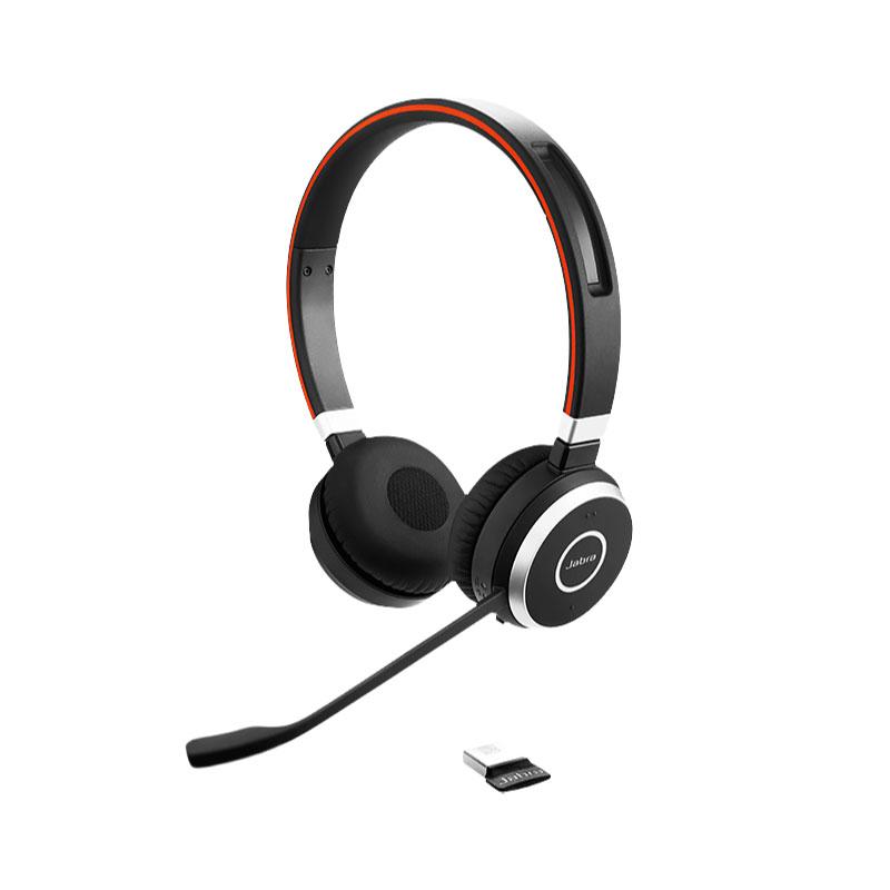 หูฟัง Call Center Jabra Evolve 65
