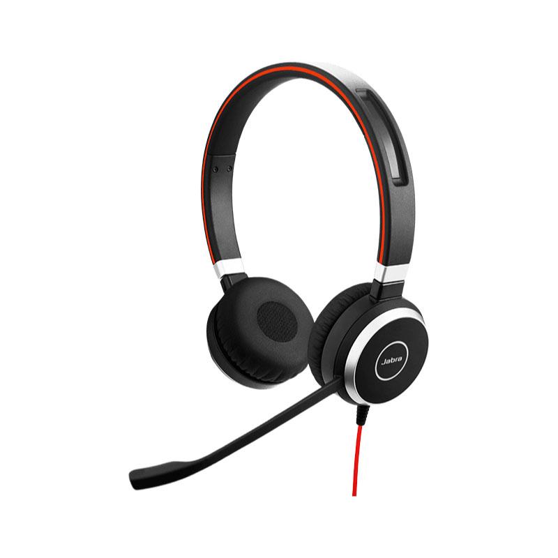 หูฟัง Call Center Jabra Evolve 40