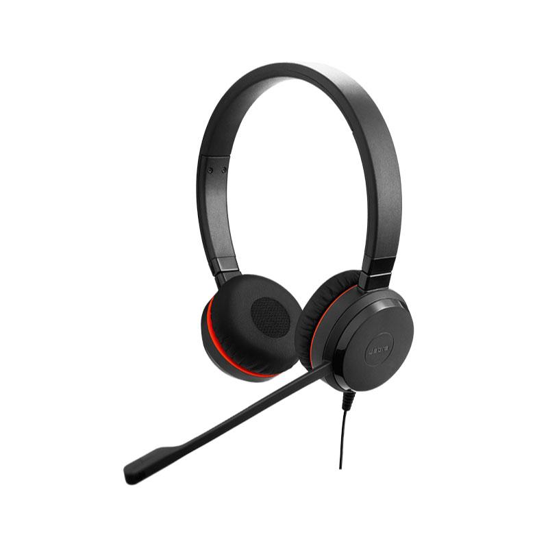หูฟัง Call Center Jabra Evolve 30 V2