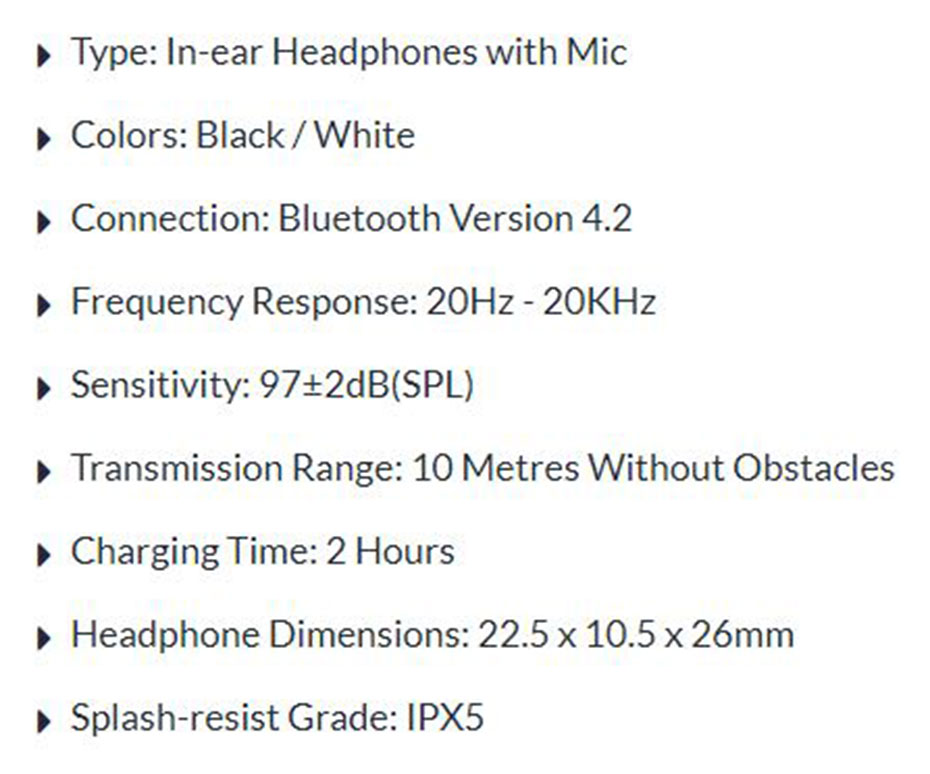 Padmate PaMu X13 True Wireless Headphones