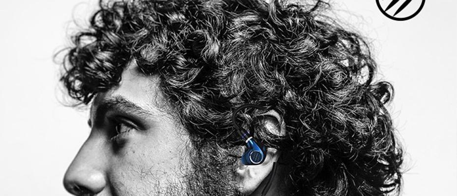 BGVP DMS In-Ear Headphone