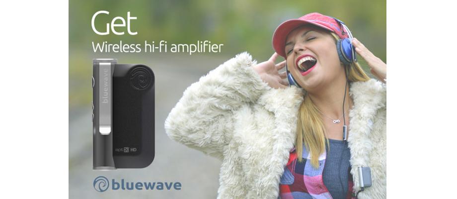 Bluewave Get Hifi Dac-Amp รีวิว