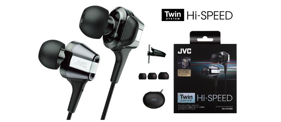 หูฟัง JVC HA-FXT200 In-Ear รีวิว