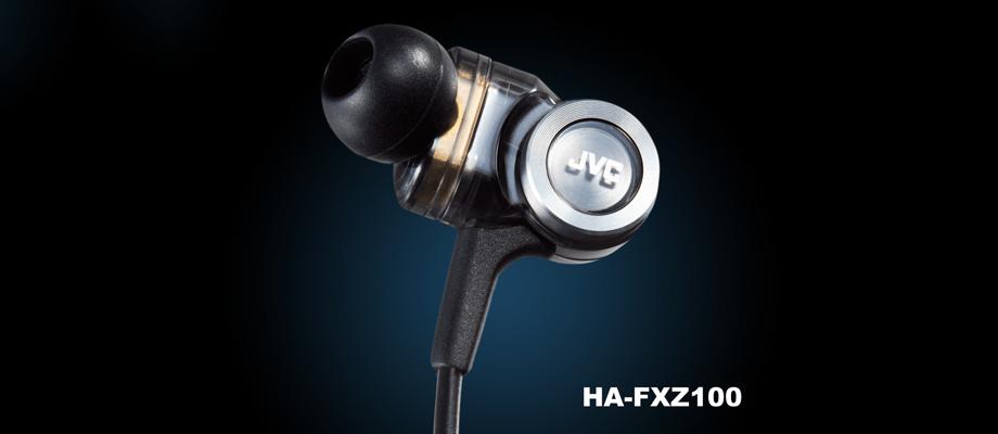 หูฟัง JVC HA-FXZ100 In-Ear รีวิว
