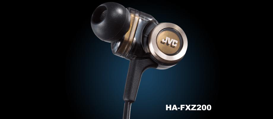 หูฟัง JVC HA-FXZ200 In-Ear รีวิว