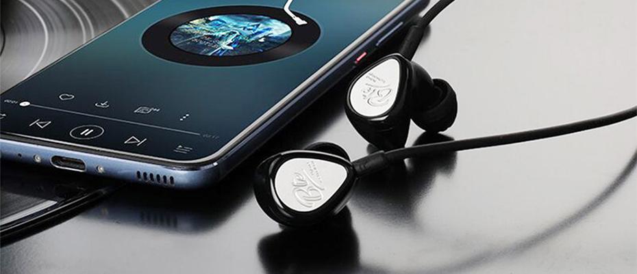 KZ BTE In-Ear Wireless Headphone