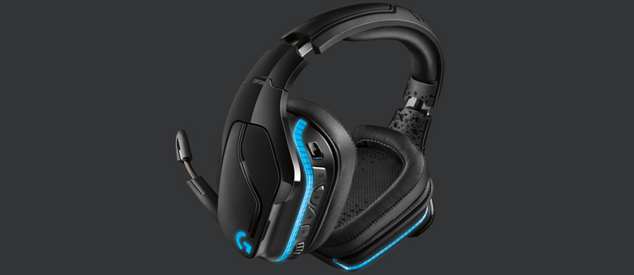 Logitech G933 Gaming headphone รีวิว