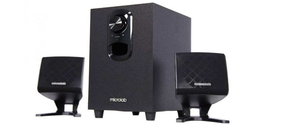 Microlab M108BT Bluetooth Speaker