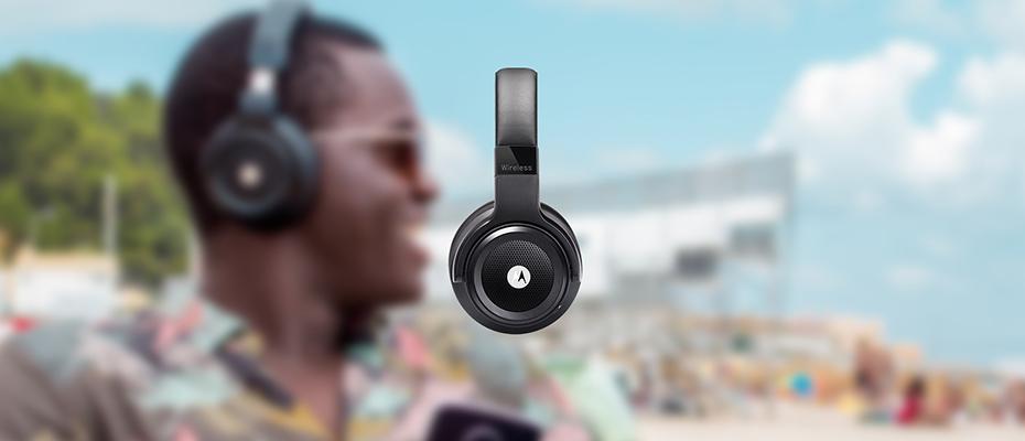 Motorola Escape 800 ANC Bluetooth Headphone