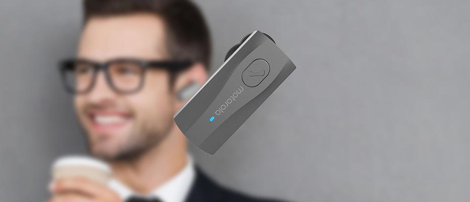 Motorola HK 105 Bluetooth Headset